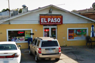 El Paso Restaurant, Iowa City, IA