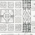 Versailles garden plan